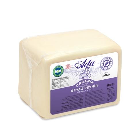 Organik Olgunlaştırılmış Beyaz Peynir